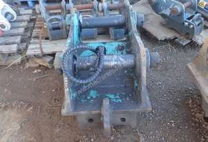 Used Excavator Hitch - Second (2nd) Hand Excavator Hitch