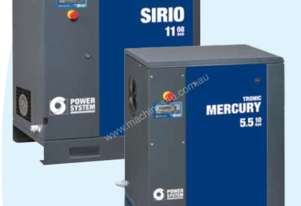 Power System Sirio 7.5kw European built Screw Compressor