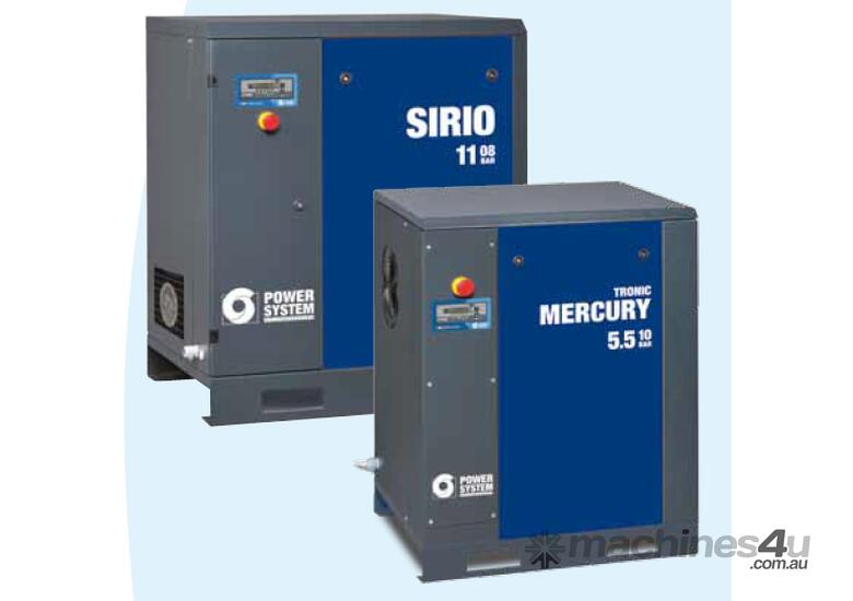 TAKE AN ADDITIONAL 10% OFF for our END OF FINANCIAL YEAR DEALS Power System Sirio 7.5kw Screw Compr