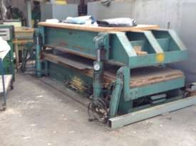 Panel Press Hydraulic Shandon Eng. - picture0' - Click to enlarge