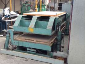 Panel Press Hydraulic Shandon Eng. - picture2' - Click to enlarge