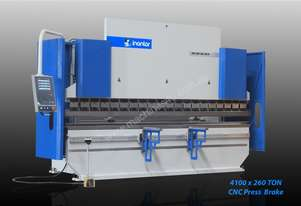 INANLAR CNC HAP 4050 x 260 Ton Hydraulic Press Brake