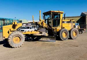 Caterpillar 120H Artic Grader Grader