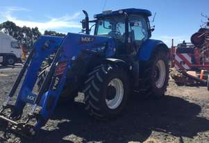 New Holland T7.185 FWA/4WD Tractor