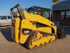 2012 CAT 259B3 TRACK LOADER WITH LOW 1460 HOURS - picture1' - Click to enlarge