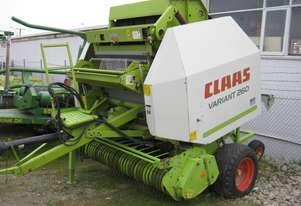 Claas Variant 260 Round Baler Hay/Forage Equip