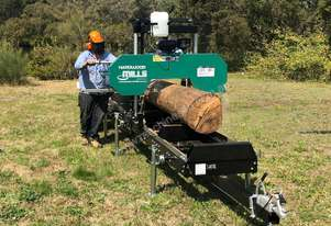 Hardwood Mills Portable Sawmill Trailer