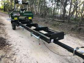 Hardwood Mills Portable Sawmill Trailer - picture0' - Click to enlarge