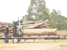 Hardwood Mills Portable Sawmill Trailer - picture2' - Click to enlarge