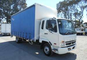 Mitsubishi FK 6.0 Fighter Curtainsider Truck