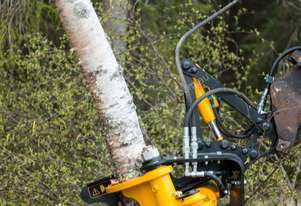 TMK Tree Shear for 2-8 ton excavators