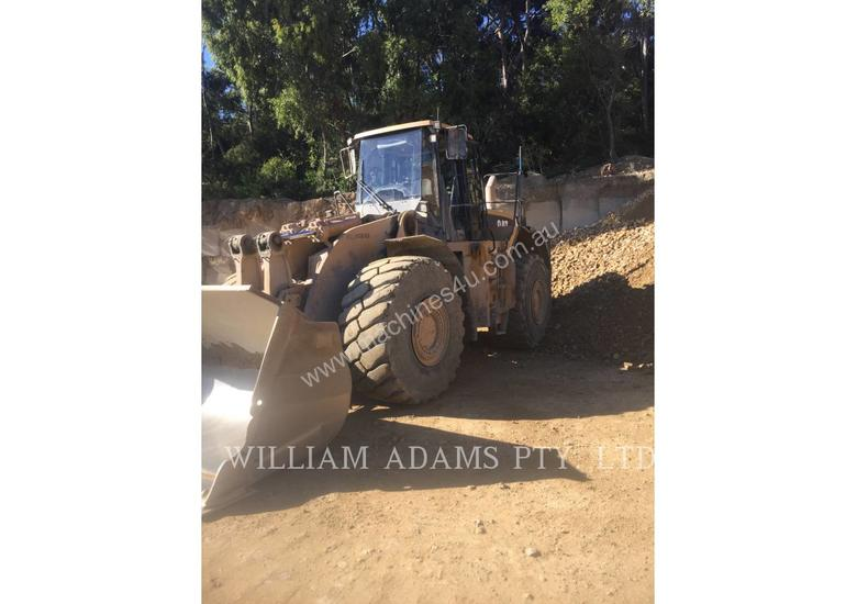 CATERPILLAR 980GII Wheel Loaders integrated Toolcarriers