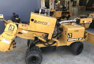Rayco RG45-R Remote Stump Grinder