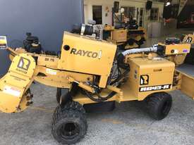 Rayco RG45-R Remote Stump Grinder - picture0' - Click to enlarge