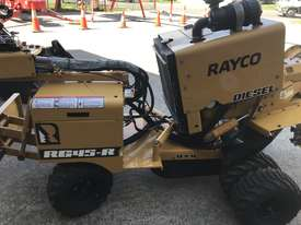 Rayco RG45-R Remote Stump Grinder - picture5' - Click to enlarge