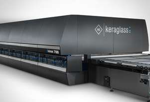 Keraglass VISION 700 Oscillating Tempering Furnace