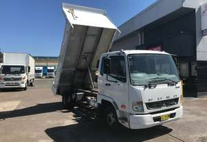 Mitsubishi Fighter 1024 Tipper Truck