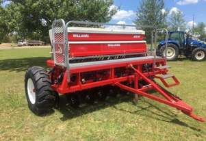 Williams ATE-24 Seed Drills Seeding/Planting Equip