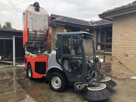 Hako Citymaster 1600 sweeper  - picture0' - Click to enlarge