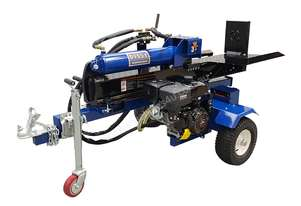 40T WOOD LOG SPLITTER - Petrol w/Electric Start