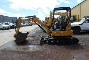 Caterpillar 303 Tracked-Excav Excavator