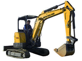 New Holland E33C Compact Excavator - picture0' - Click to enlarge