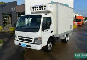 2009 MITSUBISHI CANTER FE Pantech Refrigerated Truck
