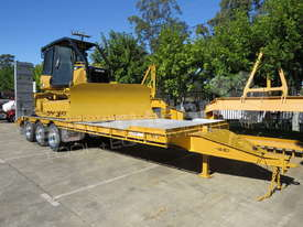 Tri Axle Tag Trailer Cat D5K XL dozer combo ATTTAG - picture0' - Click to enlarge