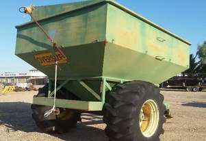 Local 15ton Haul Out / Chaser Bin Harvester/Header