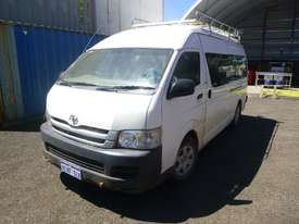 2008 Toyota Hiace Commuter (200 Series) 13 Seat Micro Bus - picture0' - Click to enlarge