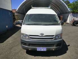 2008 Toyota Hiace Commuter (200 Series) 13 Seat Micro Bus - picture1' - Click to enlarge