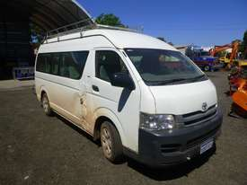 2008 Toyota Hiace Commuter (200 Series) 13 Seat Micro Bus - picture2' - Click to enlarge