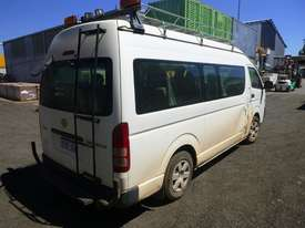 2008 Toyota Hiace Commuter (200 Series) 13 Seat Micro Bus - picture4' - Click to enlarge