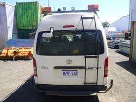 2008 Toyota Hiace Commuter (200 Series) 13 Seat Micro Bus - picture5' - Click to enlarge