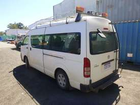 2008 Toyota Hiace Commuter (200 Series) 13 Seat Micro Bus - picture6' - Click to enlarge