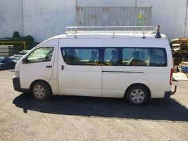 2008 Toyota Hiace Commuter (200 Series) 13 Seat Micro Bus - picture7' - Click to enlarge