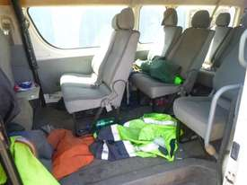2008 Toyota Hiace Commuter (200 Series) 13 Seat Micro Bus - picture10' - Click to enlarge