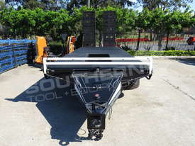 Tri Axle 28 Ton ELITE Tag Trailer Custom BLK ATTTAG - picture2' - Click to enlarge