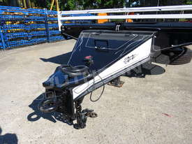 Tri Axle 28 Ton ELITE Tag Trailer Custom BLK ATTTAG - picture7' - Click to enlarge