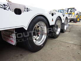 Tri Axle 28 Ton ELITE Tag Trailer Custom BLK ATTTAG - picture17' - Click to enlarge