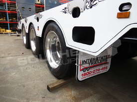 Tri Axle 28 Ton ELITE Tag Trailer Custom BLK ATTTAG - picture18' - Click to enlarge