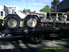 6ton tandem cable drum recovery trailer , refurbished - picture1' - Click to enlarge