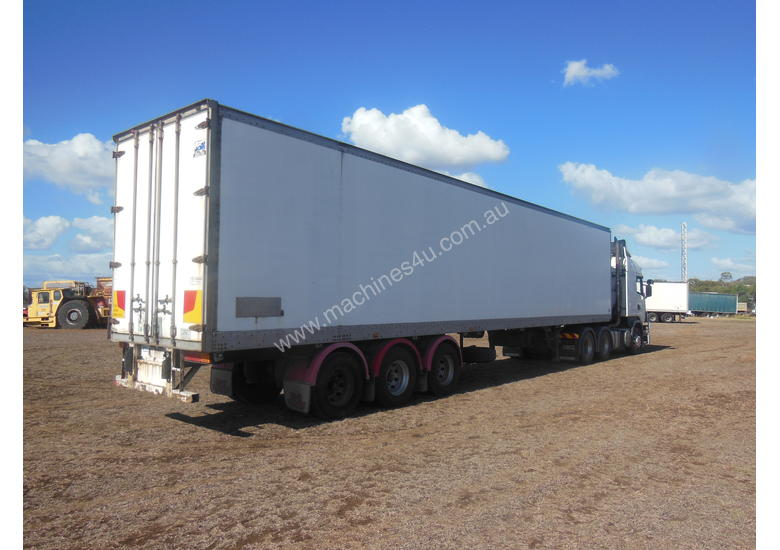 48ft refrigerator trailer