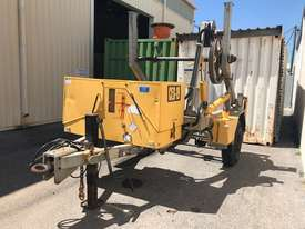 Redmond Gary 3 Tonne Self Loading Cable Trailer inc. Drum Drive - picture1' - Click to enlarge