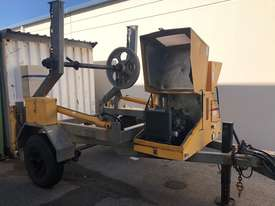 Redmond Gary 3 Tonne Self Loading Cable Trailer inc. Drum Drive - picture4' - Click to enlarge