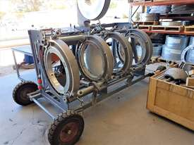 355-630MM DIXON BUTT FUSION WELDER HIRE - picture0' - Click to enlarge