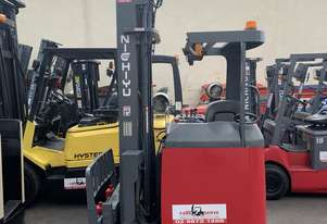 Rent Me - Fully refurbished Reach Trucks - Great Batteties & Wheels