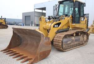 2007 CATERPILLAR 963D TRACK LOADER