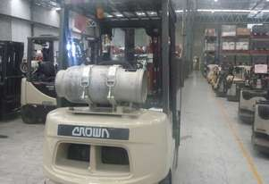 Crown CG Counterbalance LPG Forklift (Perth branch)