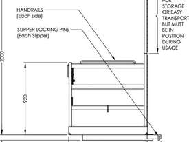 WP-G Work Platform Fully Welded - picture3' - Click to enlarge